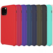 Крышка Apple iPhone 11 Original Silicone Case (18 цветов)
