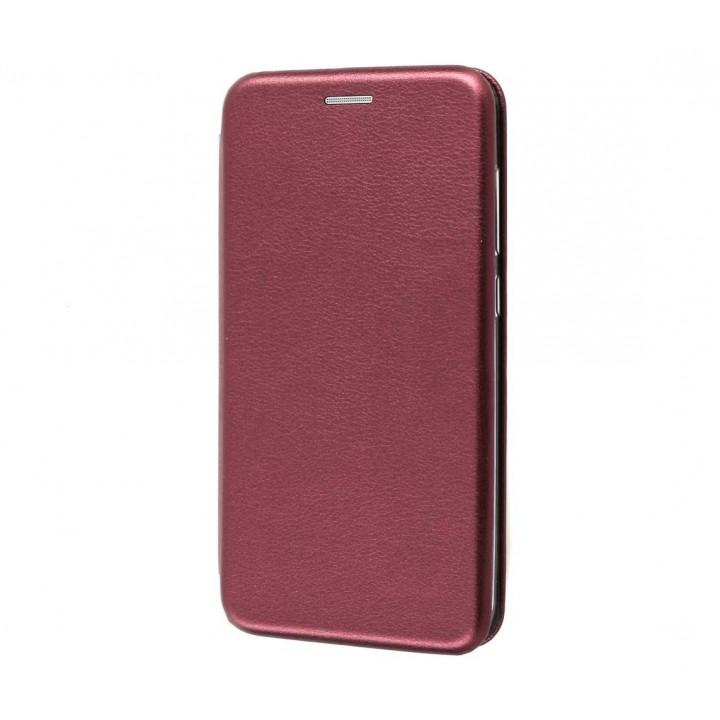 Чехол-книжка Samsung A107 (A10s) Just Elegant (Бордо)