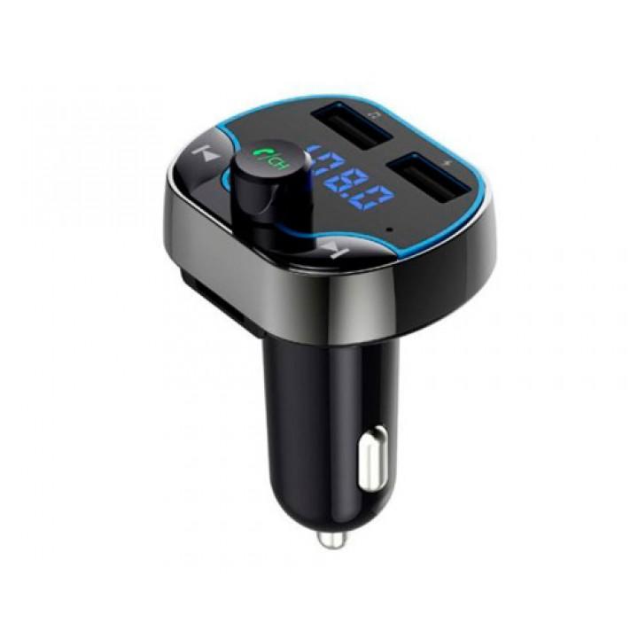 FM Модулятор  Bluetooth Earldom ET-M43