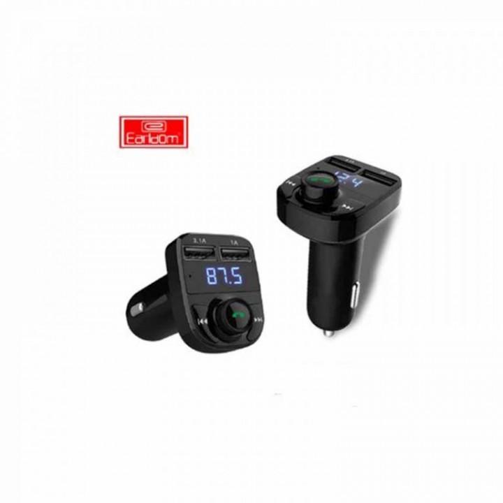 FM Модулятор  Bluetooth Earldom ET-M46