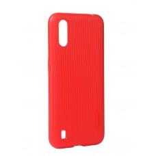 Крышка Samsung A015f (A01) Cherry Stripe