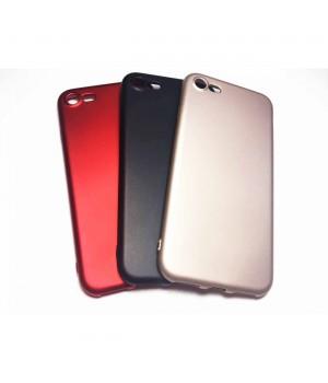 Крышка HTC Bolt Just Slim (Черный Матовый)