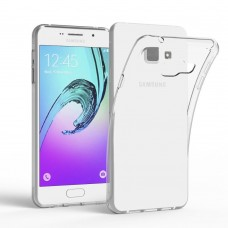 Крышка Samsung A720f (A7-2017) Силикон Paik Thin (Прозрачная)