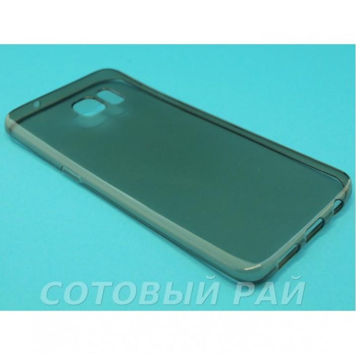 Крышка Huawei P10 Lite Силикон Just Slim (Прозрачный)