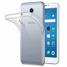 Крышка Meizu M3 Note Силикон Paik Thin (Прозрачная)