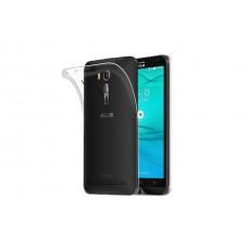 Крышка Asus Zenfone Go 5,0 (ZB500KL) Силикон Paik Thin (Прозрачная)