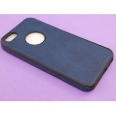Крышка Apple iPhone 7 Brauffen под кожу (Синяя)