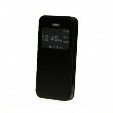 Чехол-книжка Sony Xperia M2 (D2303) Comk Бок (Черный)