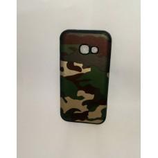 Крышка Samsung J327t (J3 Prime ) Армейская