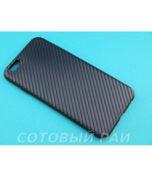 Крышка Samsung G925f (S6 Edge) Carbon
