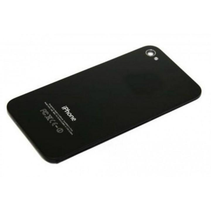 Крышка корпуса Apple iPhone 4G Черная