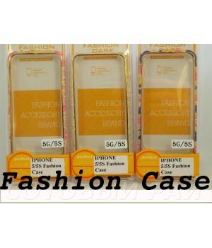 Бампер iPhone 5/5S Fashion Case