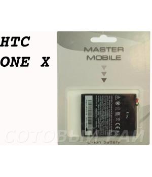 Аккумулятор HTC BJ83100 One X/X+/S Ville (1700mAh) MasterMobile