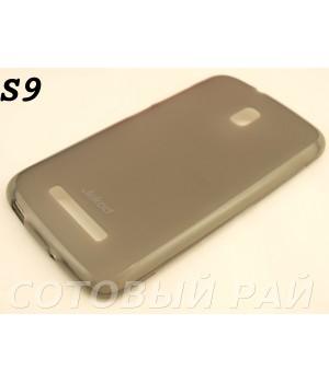 Крышка Alcatel One Touch Pop S9 7050Y Jekod силикон (Серая)