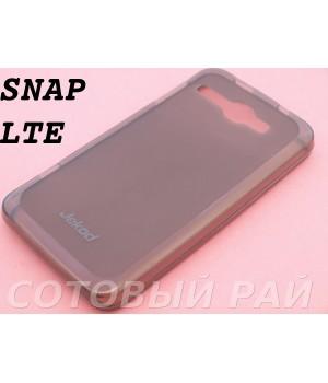 Крышка Alcatel One Touch Snap Lte 7030Y Jekod силикон (Серая)