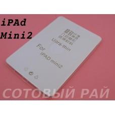 Крышка Apple iPad Mini2 Силикон Tpu (Прозрачная)