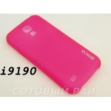 Крышка Samsung i9190 (S4 Mini) Hoco Thin (Фиолетовая)