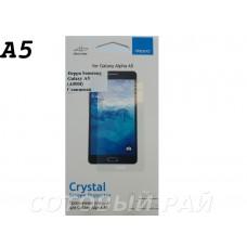Защитная пленка Samsung A500f (A5) Deppa Глянцевая