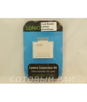 Кард-ридер LdNIO iPad/iPhone (DL-S602)