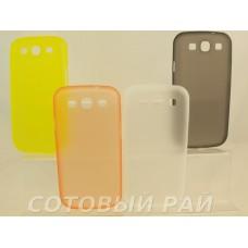 Крышка Samsung I9300 (S3) Gonk HK