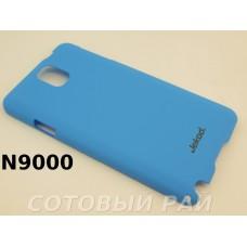 Крышка Samsung N9000/N9005 (Note 3) Jekod пластик (ГолуБая)