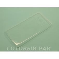 Крышка Samsung A700f (A7) Силикон Tpu 0,3мм (Прозрачная)