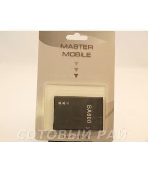Аккумулятор Sony BA600 Xperia U , ST25i (1290mAh) MasterMobile