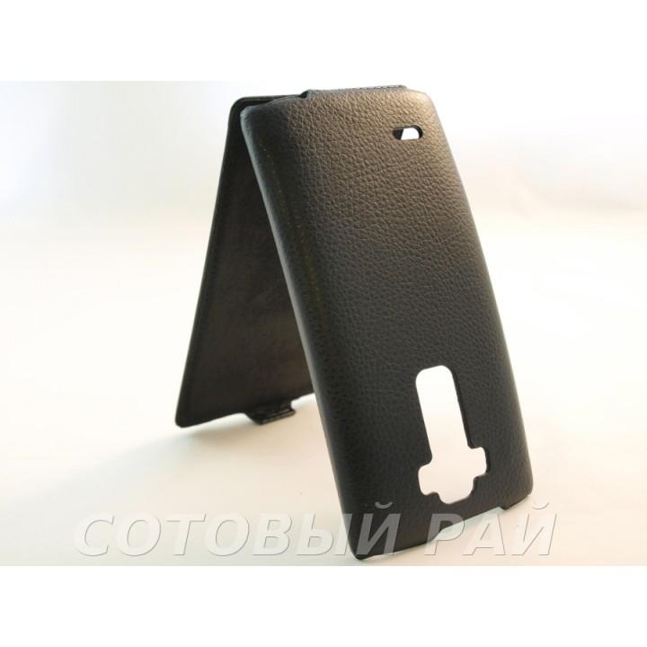 Чехол-книжка LG G Flex 2 AIS (Черный)
