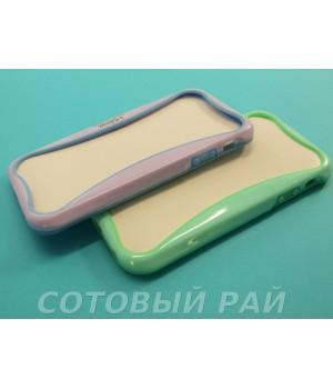 Бампер iPhone 5/5S i-Glow