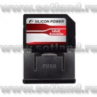 Карта памяти Silicon Power MMC Mobile Card 1 Gb