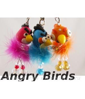 Брелок Angry Birds