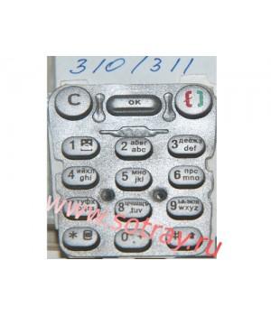 Кнопки Alcatel 310/311