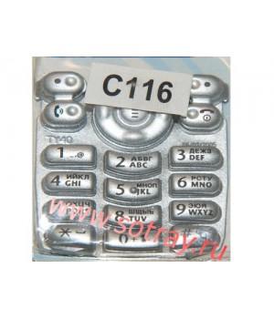 Кнопки Motorola C116