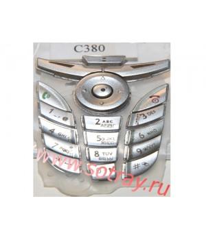 Кнопки Motorola C380