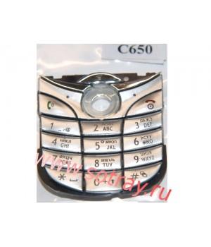 Кнопки Motorola C650