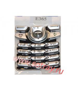 Кнопки Motorola E365