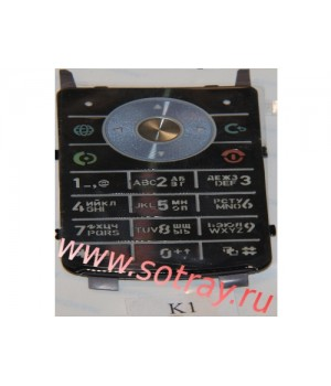 Кнопки Motorola K1