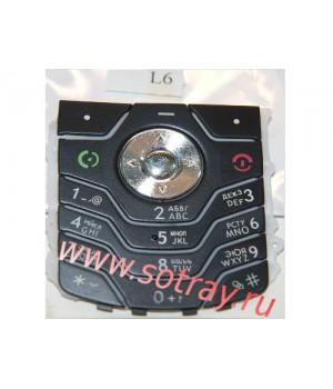 Кнопки Motorola L6