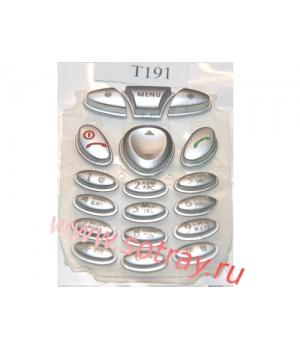 Кнопки Motorola T191