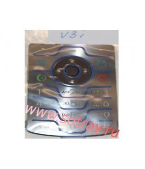 Кнопки Motorola V3i
