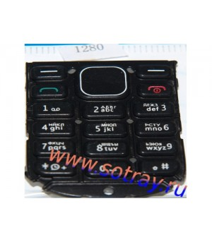 Кнопки Nokia 1280