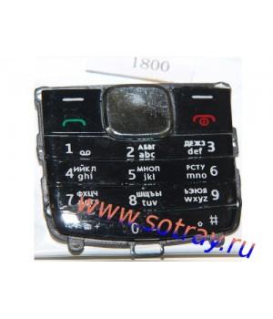 Кнопки Nokia 1800