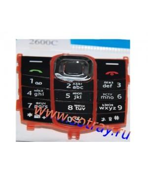 Кнопки Nokia 2600 C