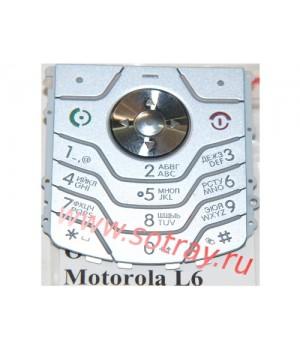 Кнопки ORIGINAL Motorola L6