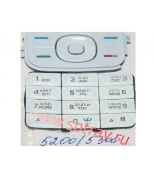 Кнопки ORIGINAL Nokia 5200/5300