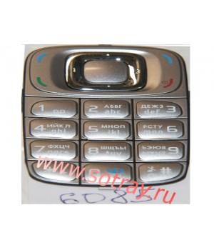 Кнопки ORIGINAL Nokia 6085