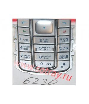 Кнопки ORIGINAL Nokia 6230