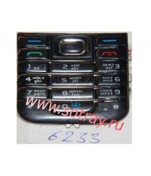 Кнопки ORIGINAL Nokia 6233