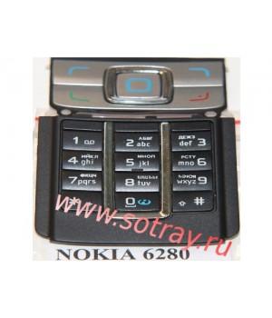 Кнопки ORIGINAL Nokia 6280