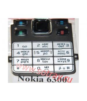 Кнопки ORIGINAL Nokia 6300